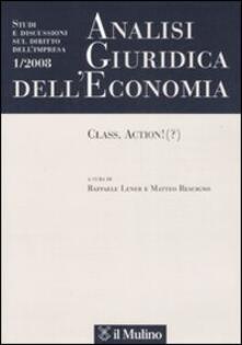 Atomicabionda-ilfilm.it Analisi giuridica dell'economia (2008). Vol. 1: Class, action! (?). Image