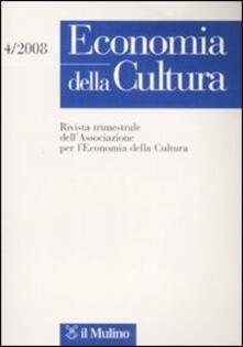 Economia della cultura (2008). Vol. 4.pdf