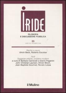 Iride (2008). Vol. 3 - copertina