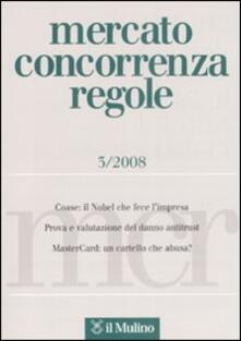 Capturtokyoedition.it Mercato concorrenza regole (2008). Vol. 3 Image