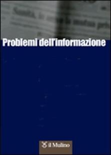 Steamcon.it Problemi dell'informazione (2008). Vol. 1 Image