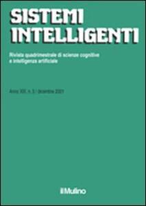 Sistemi intelligenti (2008). Vol. 1 - copertina