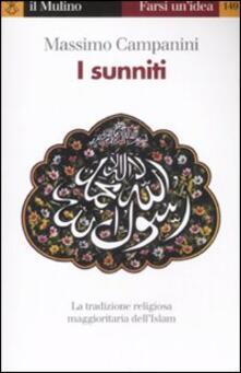 Librisulladiversita.it I sunniti Image