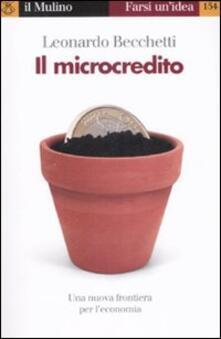 Vastese1902.it Il microcredito Image
