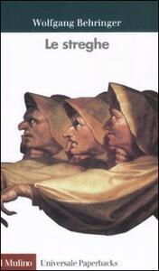 Le streghe - Wolfgang Behringer - copertina