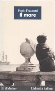 Il mare - Paolo Frascani - copertina