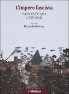 Winniearcher.com L' impero fascista. Italia ed Etiopia (1935-1941) Image