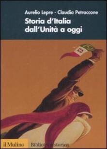 Filippodegasperi.it Storia d'Italia dall'Unità a oggi Image