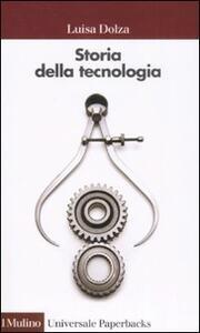 Storia della tecnologia - Luisa Dolza - copertina