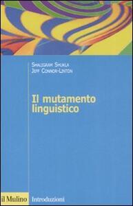 Il mutamento linguistico