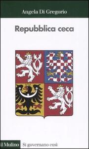 Repubblica ceca - Angela Di Gregorio - copertina