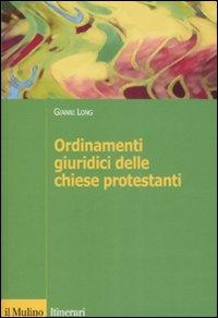 Ordinamenti giuridici delle chiese protestanti
