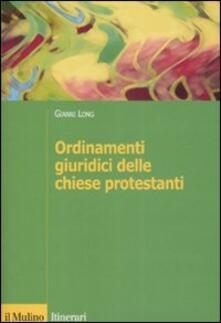 Ordinamenti giuridici delle chiese protestanti.pdf