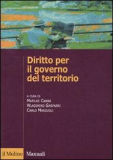 Ascotcamogli.it Diritto per il governo del territorio Image