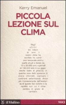 Premioquesti.it Piccola lezione sul clima Image