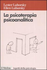Libro La psicoterapia psicoanalitica Lester Luborsky , Ellen Luborsky