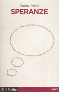 Libro Speranze Paolo Rossi