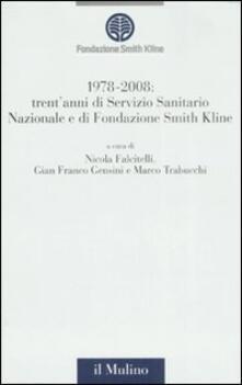 Listadelpopolo.it 1978-2008: trent'anni di Servizio Sanitario Nazionale e trent'anni di Fondazione Smith Kline Image