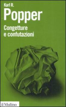 Promoartpalermo.it Congetture e confutazioni. Lo sviluppo della conoscenza scientifica Image