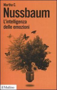 Libro L' intelligenza delle emozioni Martha C. Nussbaum