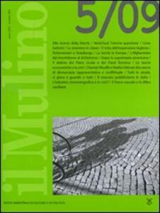 Il Mulino. Vol. 445 - copertina