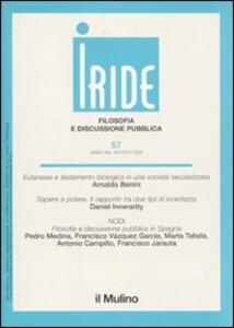 Iride (2009). Vol. 2