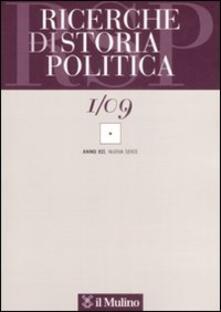 Lpgcsostenible.es Ricerche di storia politica (2009). Vol. 1 Image