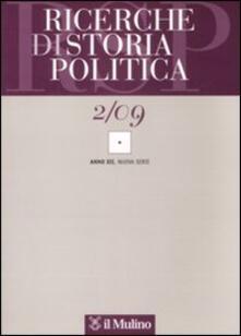 Ristorantezintonio.it Ricerche di storia politica (2009). Vol. 2 Image