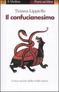 Il confucianesimo - Tiziana Lippiello - copertina