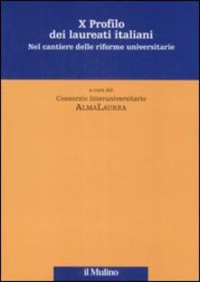 Squillogame.it Decimo profilo dei laureati italiani. Nel cantiere delle riforme universitarie Image