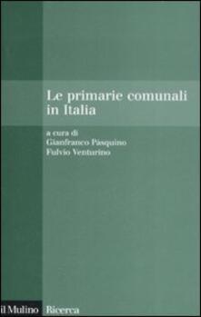 Le primarie comunali in Italia.pdf
