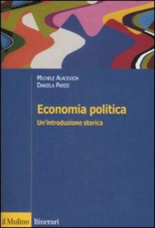 Squillogame.it Economia politica. Un'introduzione storica Image