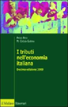 Fondazionesergioperlamusica.it I tributi nell'economia italiana Image