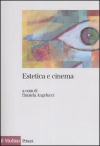Estetica e cinema - copertina