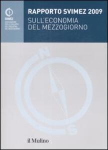 Rapporto Svimez 2009 sull'economia del Mezzogiorno - copertina