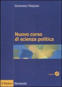 Libro Nuovo corso di scienza politica Gianfranco Pasquino