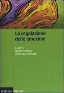La regolazione delle emozioni - copertina