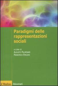 I paradigmi delle rappresentazioni sociali - copertina