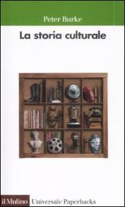 La storia culturale - Peter Burke - copertina