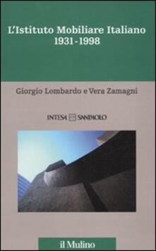 Radiospeed.it L' istituto mobiliare italiano. Vol. 5: 1931-1998. Image
