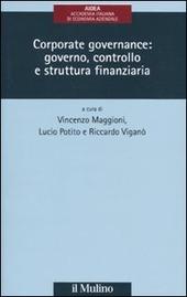Corporate governance: governo, controllo e struttura finanziaria