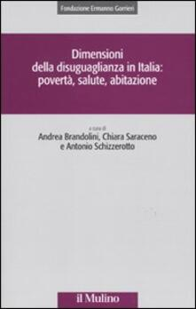 Antondemarirreguera.es Dimensioni della disuguaglianza in Italia: povertà, salute, abitazione Image