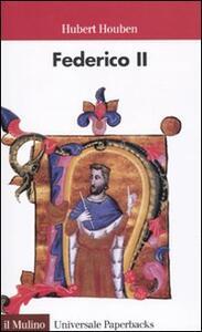 Federico II. Imperatore, uomo, mito - Hubert Houben - copertina