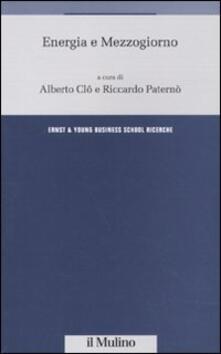 Radiospeed.it Energia e Mezzogiorno Image