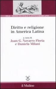 Diritto e religione in America latina - copertina