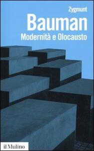 Modernità e olocausto - Zygmunt Bauman - copertina
