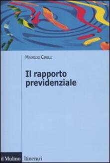 Listadelpopolo.it Il rapporto previdenziale Image