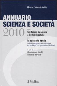 Annuario scienza e società (2010) - copertina