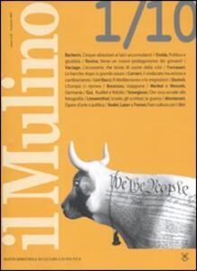 Il Mulino. Vol. 447 - copertina