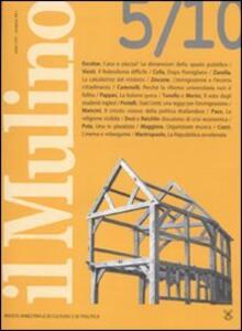 Il Mulino. Vol. 451 - copertina